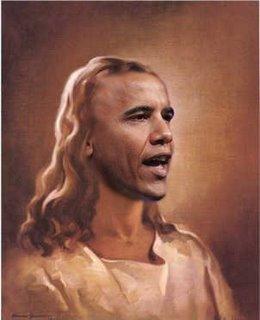 Obama the Saviour
