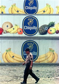 memo to chiquita brands international Documents from chiquita brands international have contradicted the banana company's earlier claims that it was extorted by colombian paramilitary and guerrilla groups, instead showing they saw the illegal armed groups as providing security the internal memos were revealed by the national.