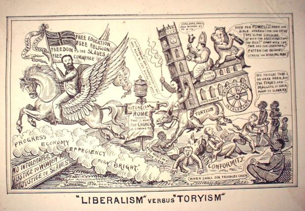 classical liberalism as the dominant ideology of capitalism during the eighteenth century Classical liberalism was the dominant ideology of capitalism during the periods of eighteenth century it view was widely accepted it said that government should just sit back and watch business so they do not cheat the government also to enforce contracts.